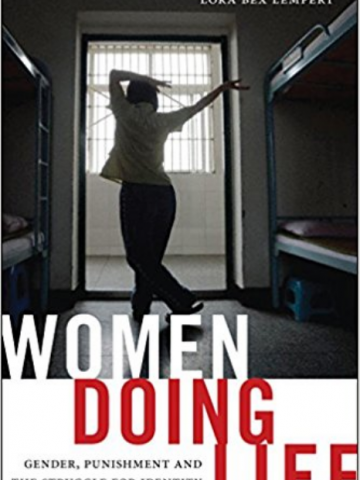 Cover of book: Women Doing Life, by Lora Lempert