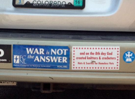 Bumpersticker Politics